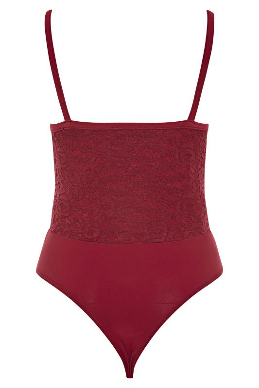 LIMITED COLLECTION Red Lace Bodysuit_BK.jpg
