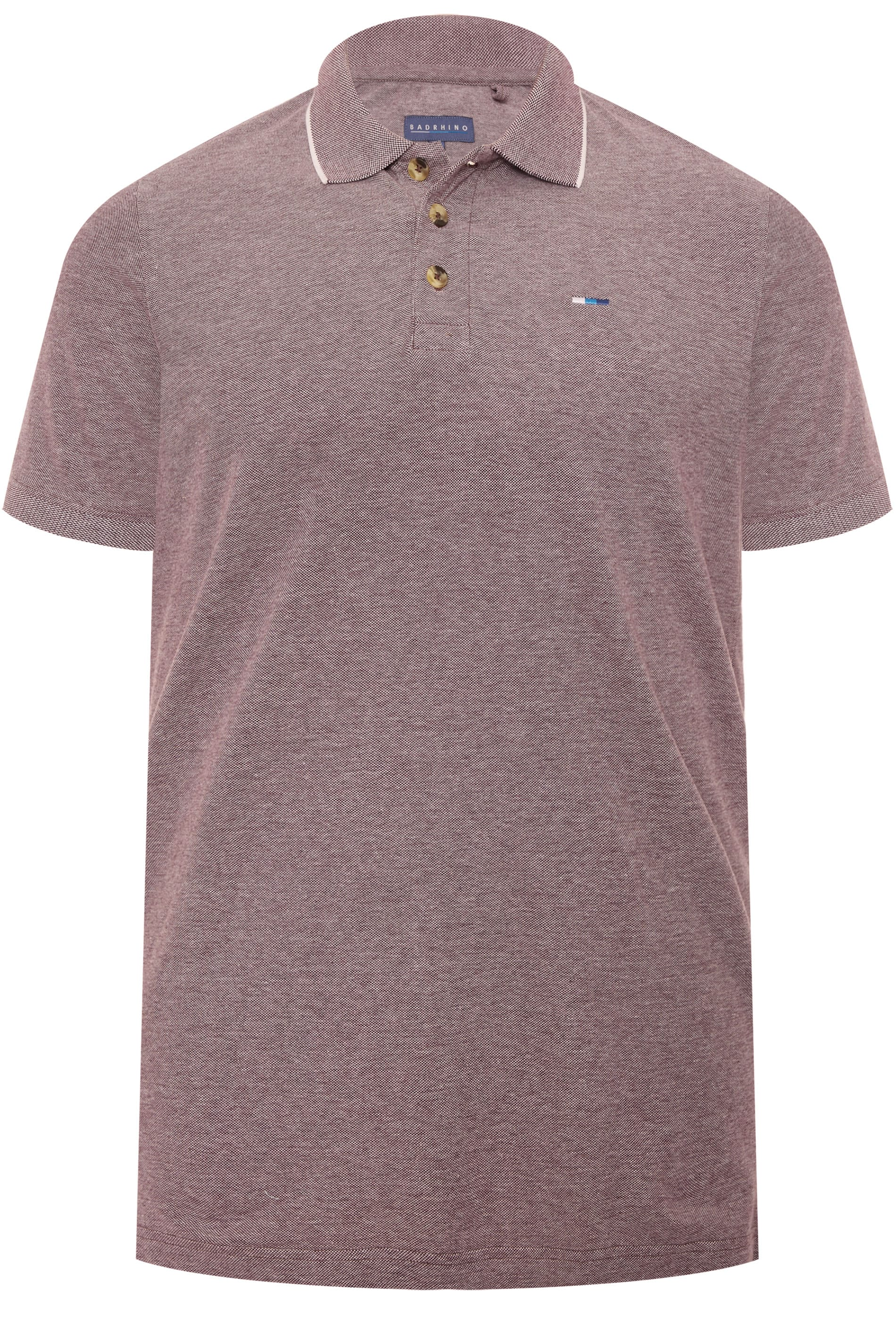 Light Purple Birdseye Polo Shirt