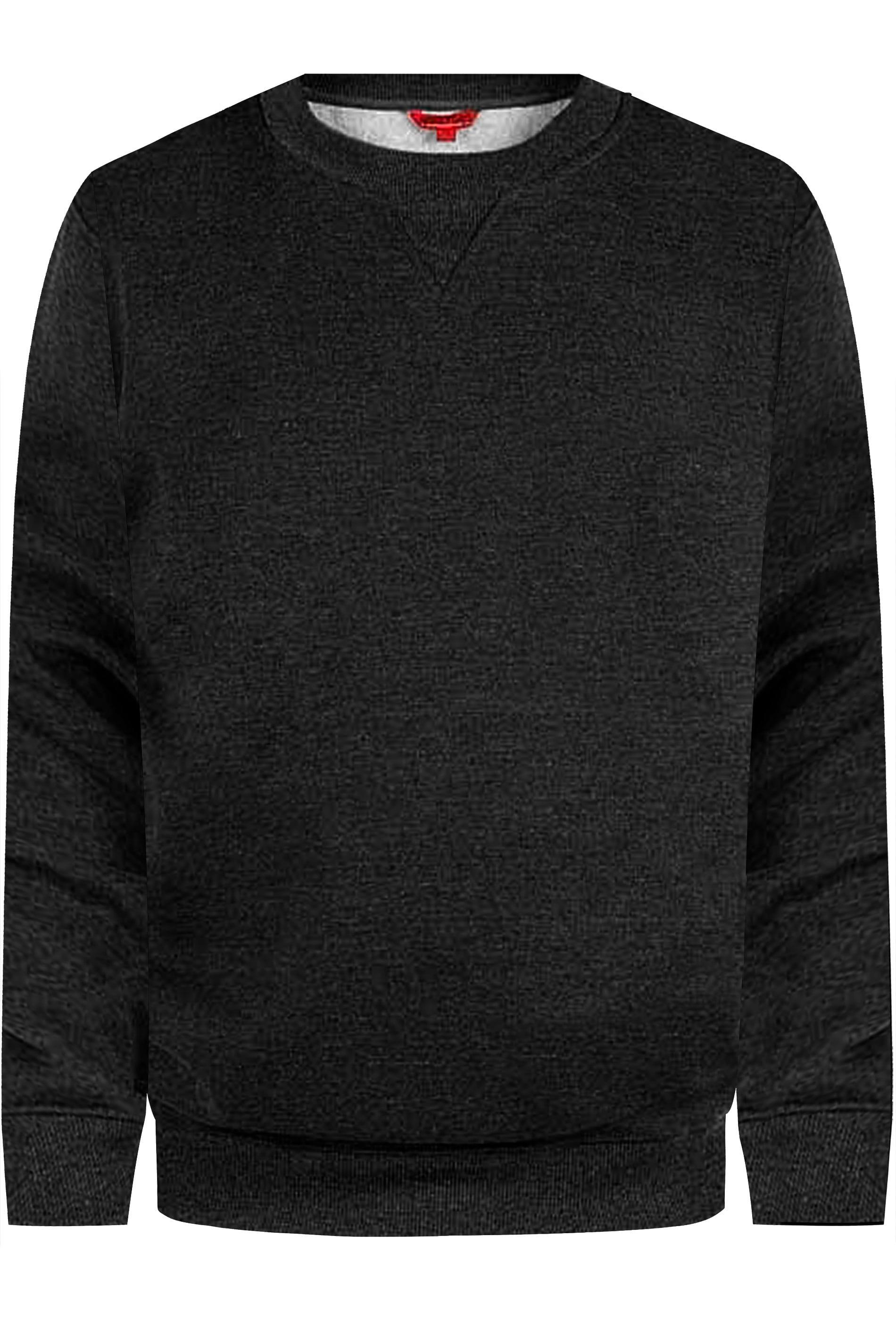 D555 Rockford Black Sweatshirt