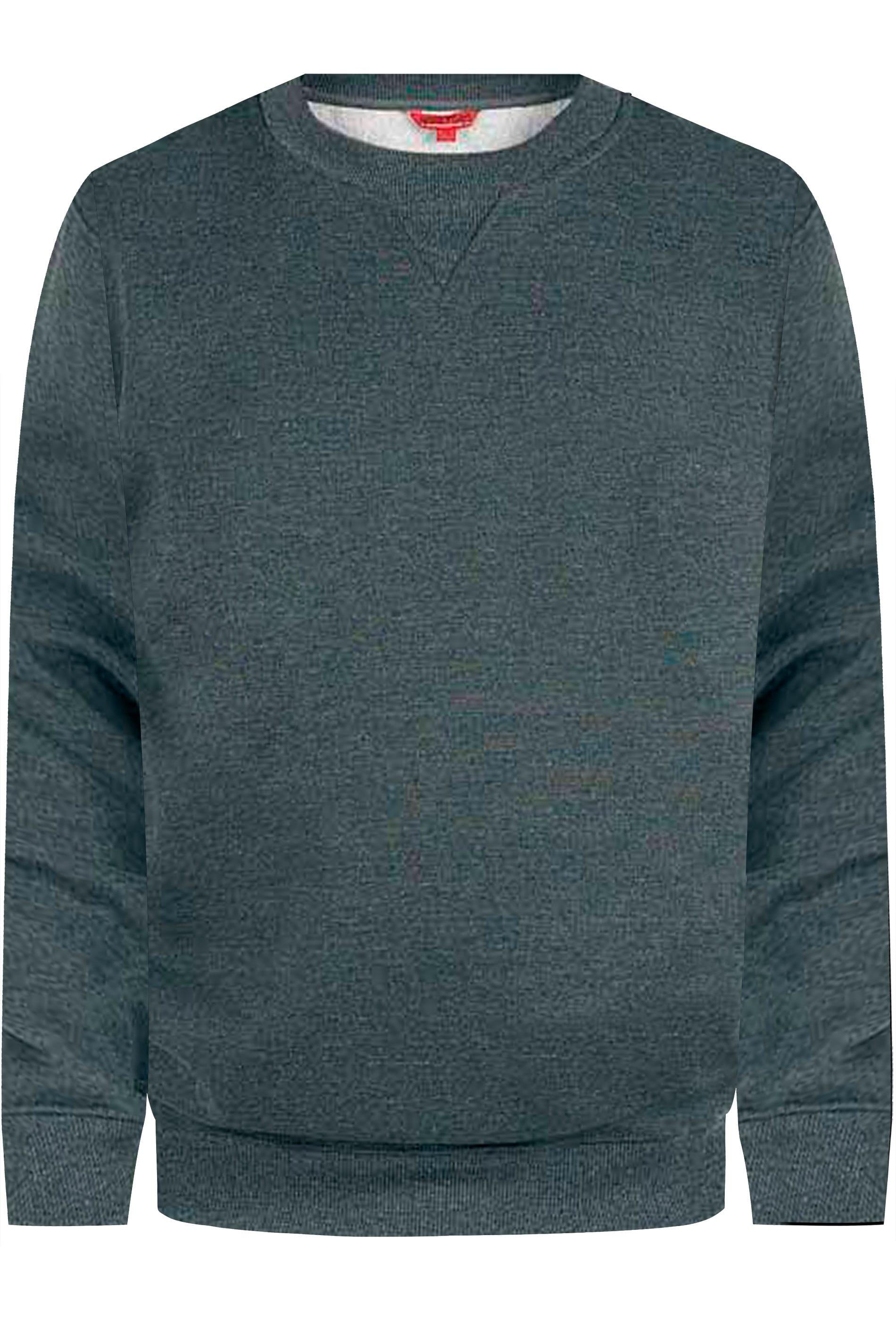 D555 Rockford Grey Sweatshirt