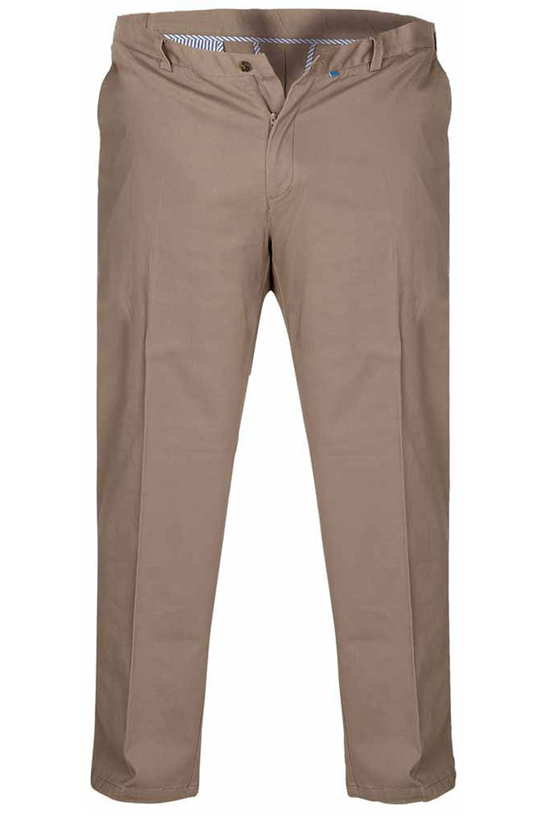 D555 Stone Extendable Waist Stretch Chinos