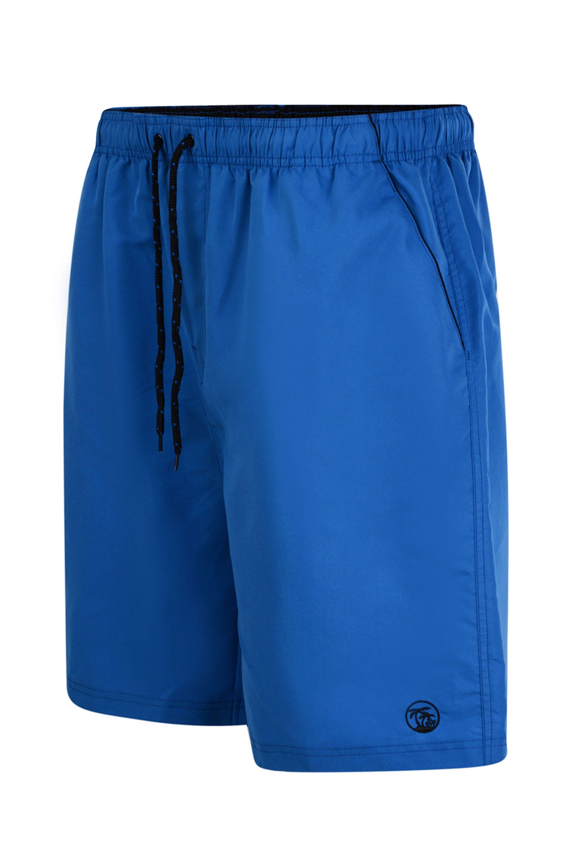 ESPIONAGE Blue Swim Shorts