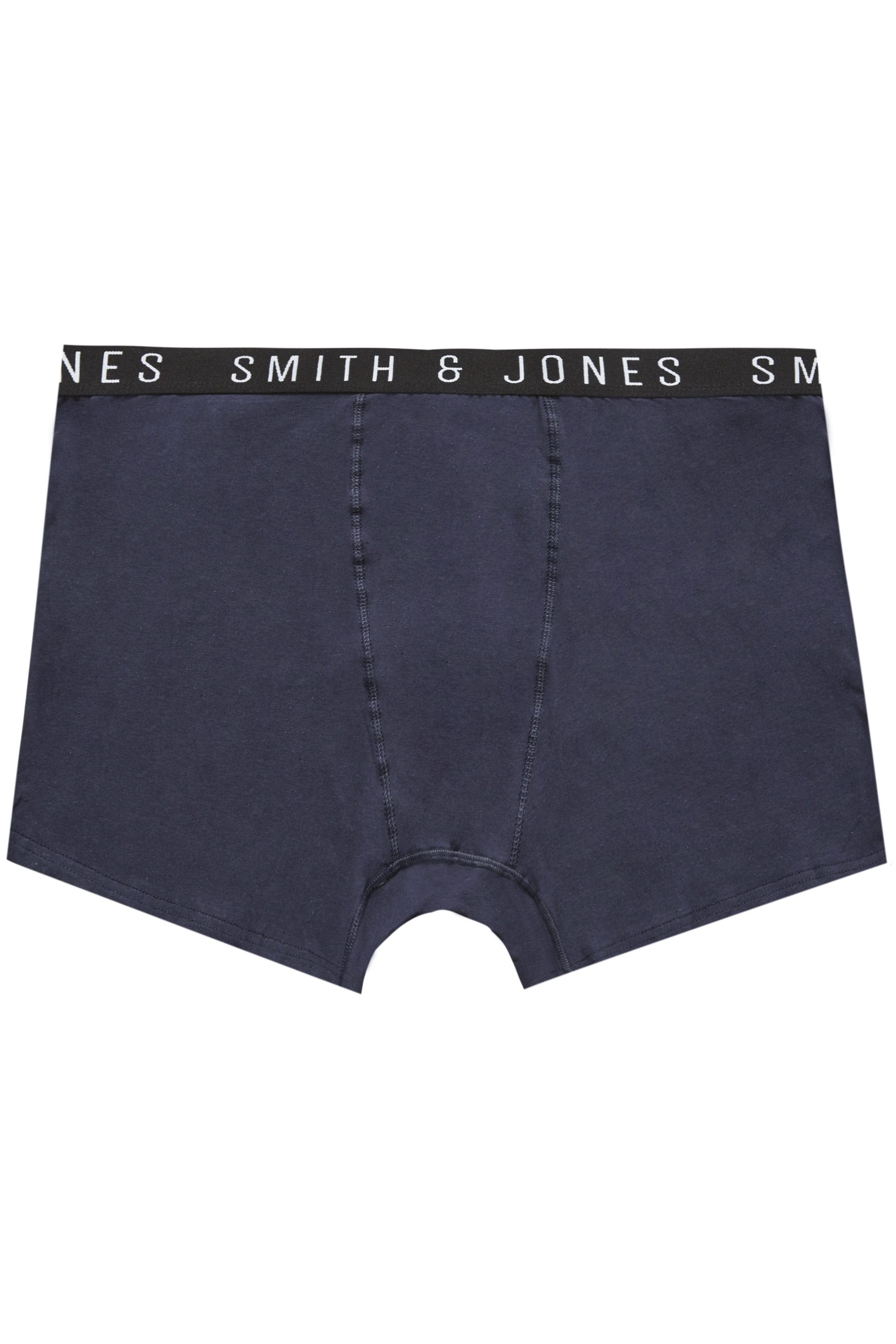 really cheap sale usa online cheap sale 3 PACK SMITH & JONES Essential Elasticated A Front Boxers