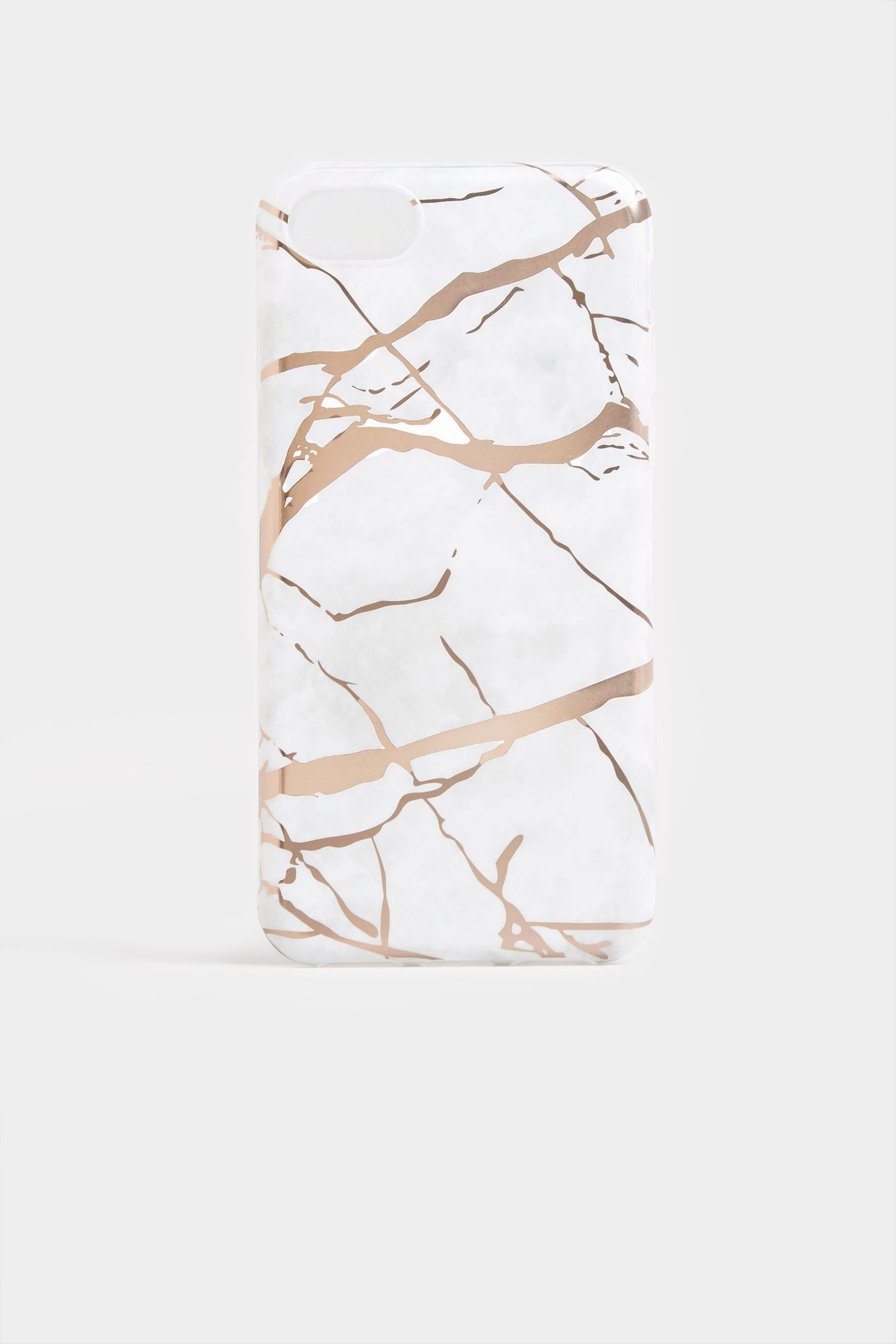Grey Marble Phone Case