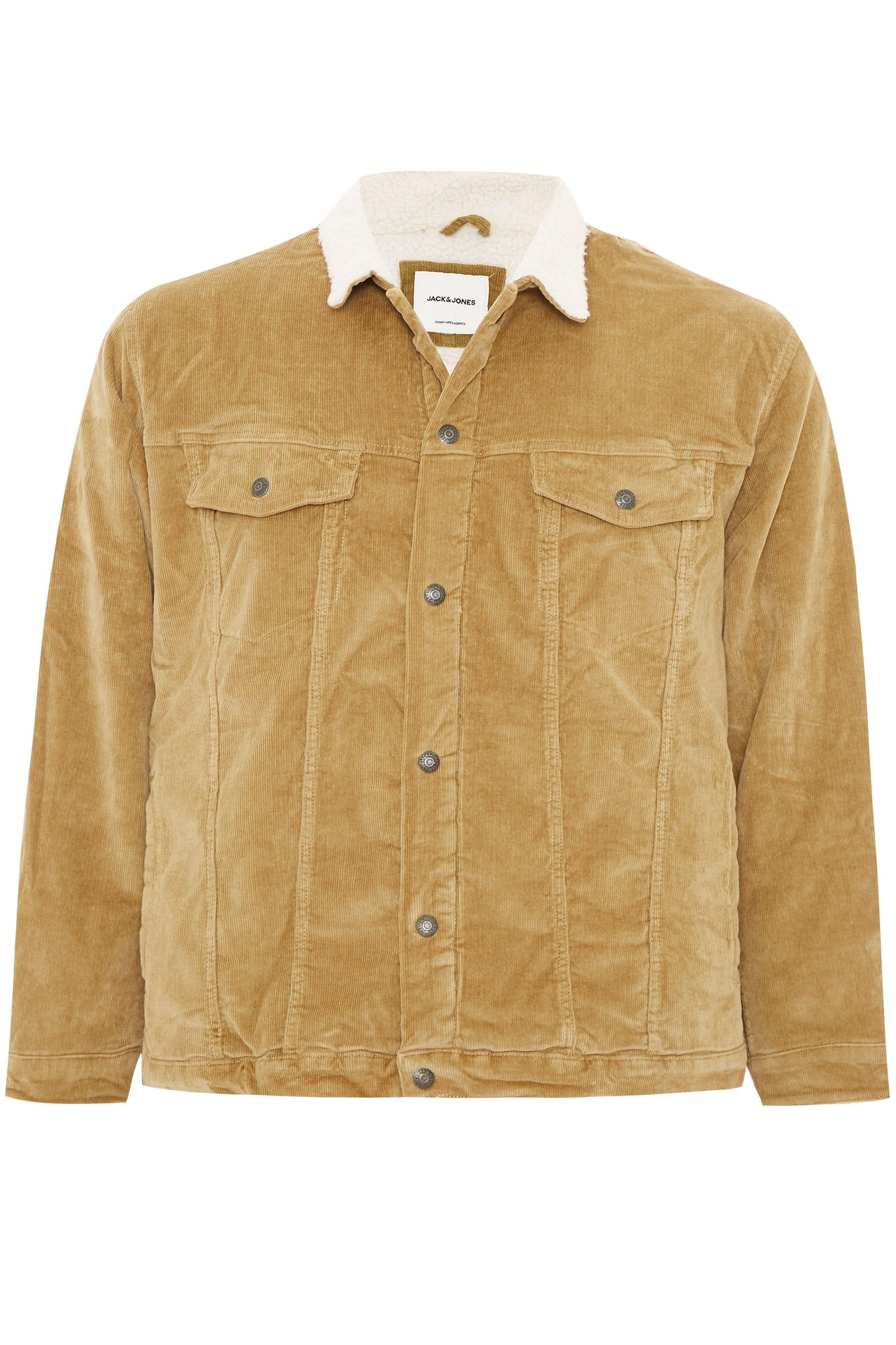 JACK & JONES Stone Corduroy Jacket
