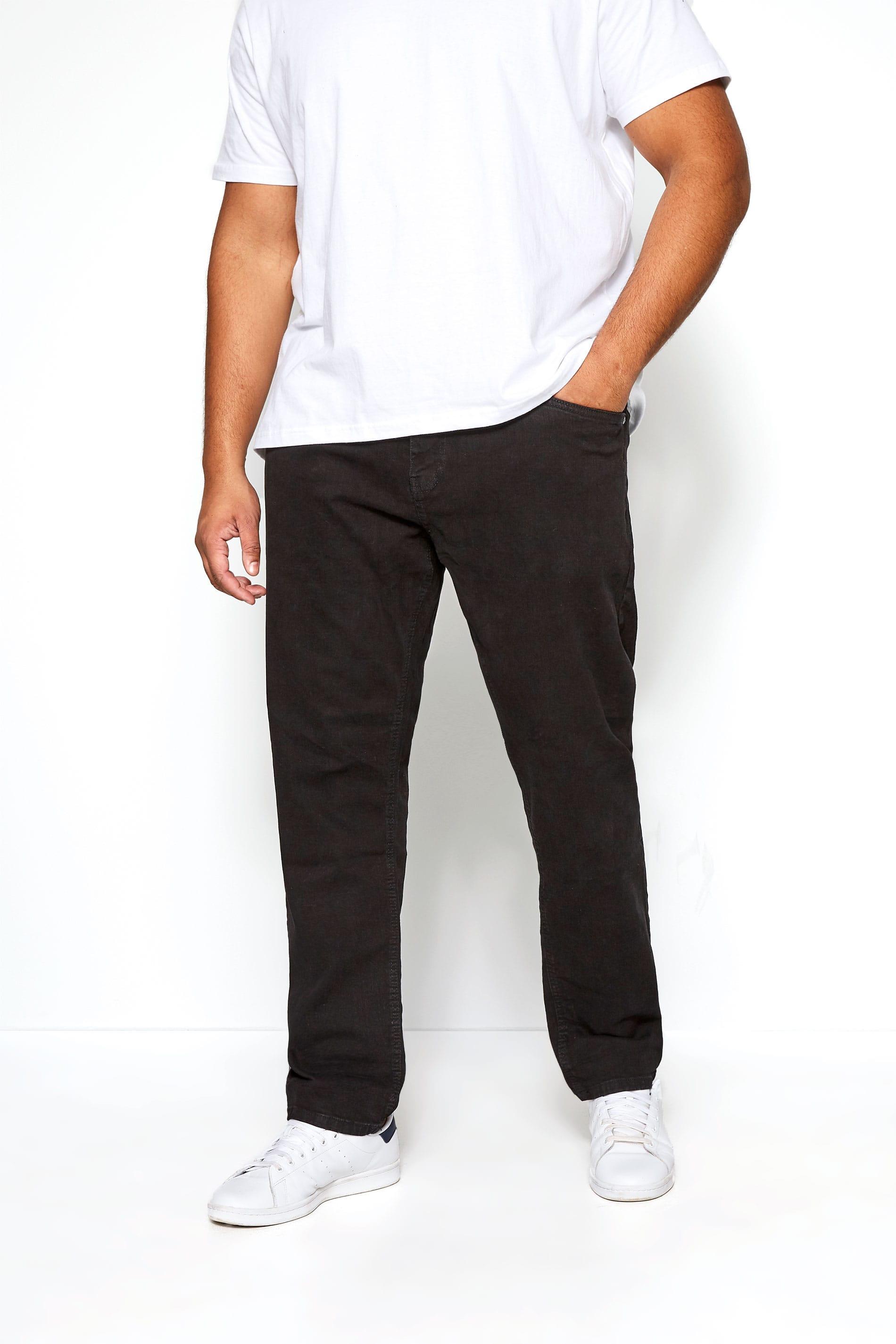 KANGOL Blackwash Slim Fit Jeans
