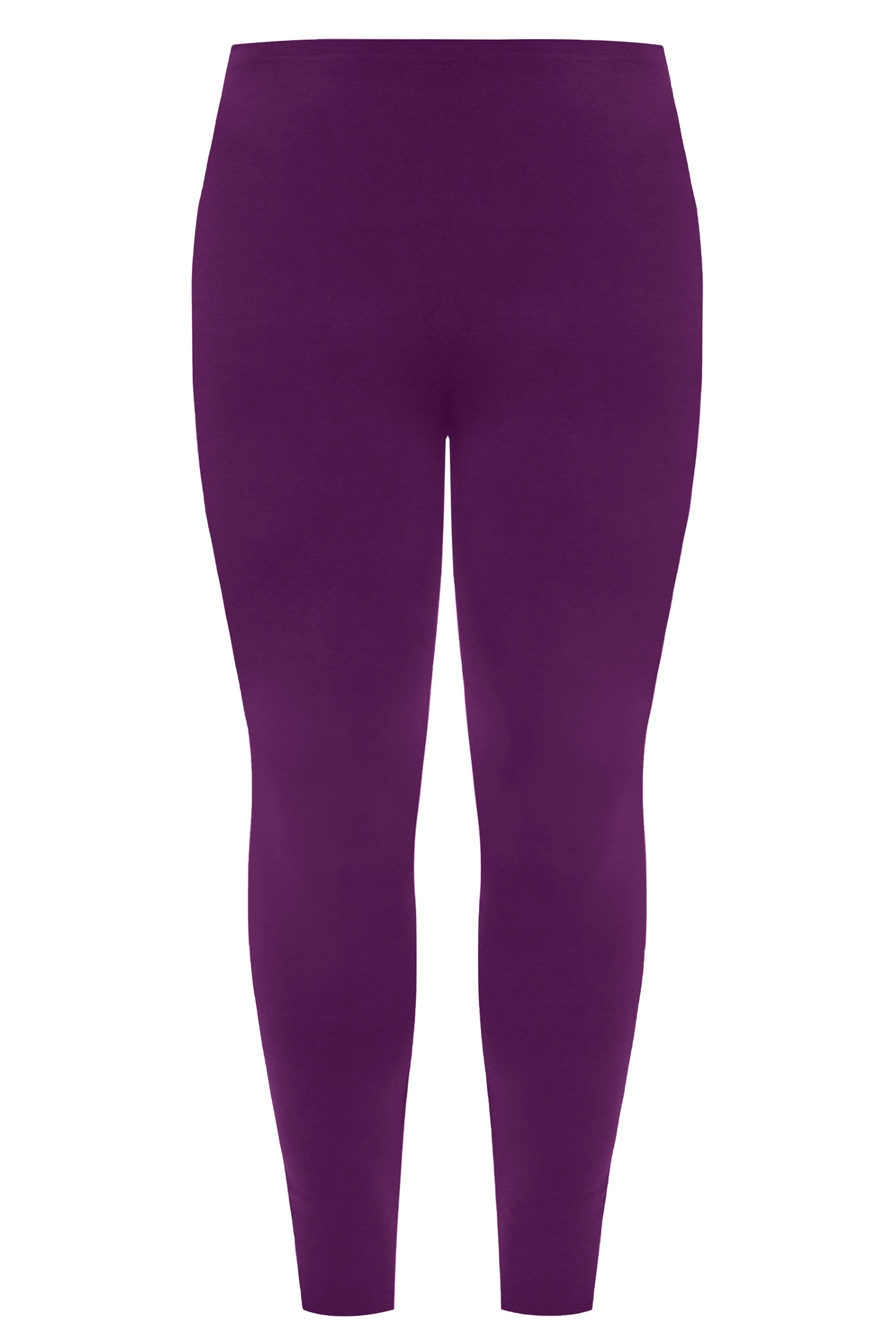 Yours-Clothing-Womens-Plus-Size-Colour-Block-Fashion-Leggings thumbnail 6
