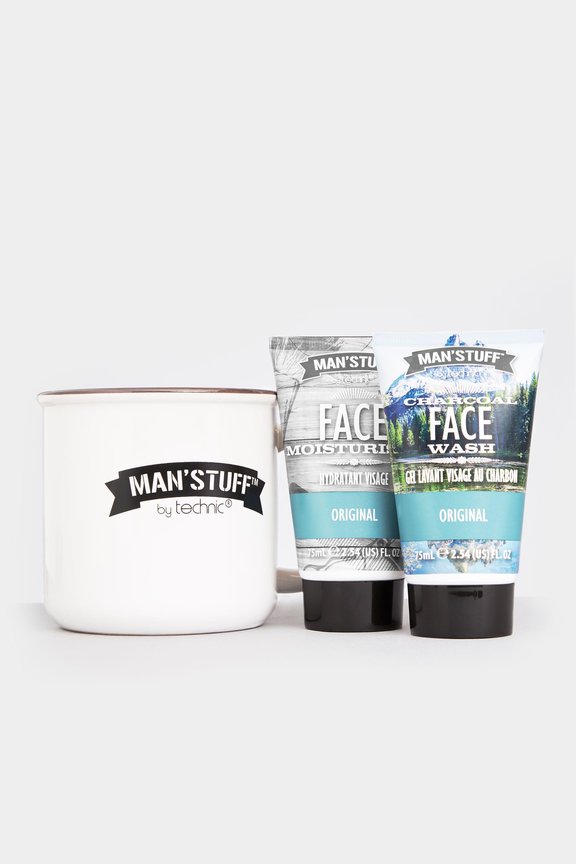 MAN'STUFF Mug Gift Set