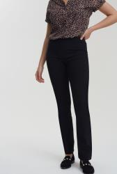 Black Allegro Bootcut Trouser