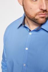 BadRhino Hemd aus Baumwolle - Blau