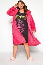 Black Harry Potter Nightdress