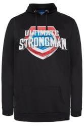 BadRhino Black 'Ultimate Strongman' Hoodie