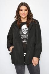 Black Waterproof Jacket