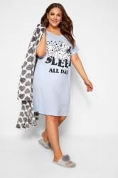 Blue Disney 101 Dalmatians Nightdress