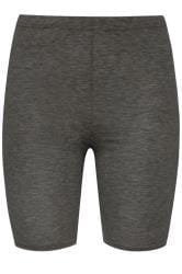 LIMITED COLLECTION Charcoal Grey Cycling Shorts