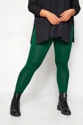 Green Fashion Leggings