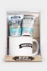 MAN'STUFF Mug Gift Set