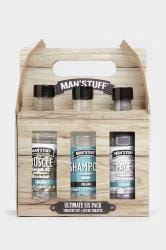 MAN'STUFF 'Ultimate Six Pack' Toiletry Set