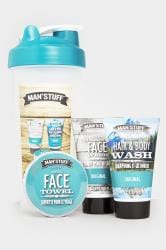 MAN'STUFF 'Wake Up Shake Up' Toiletry Set