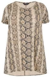 Sand Snake Print T-Shirt