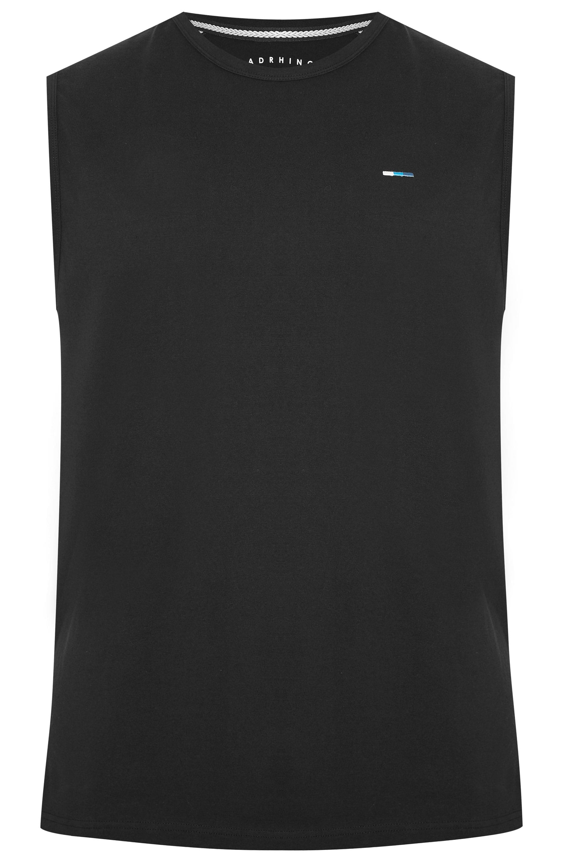 BadRhino Black Muscle Vest