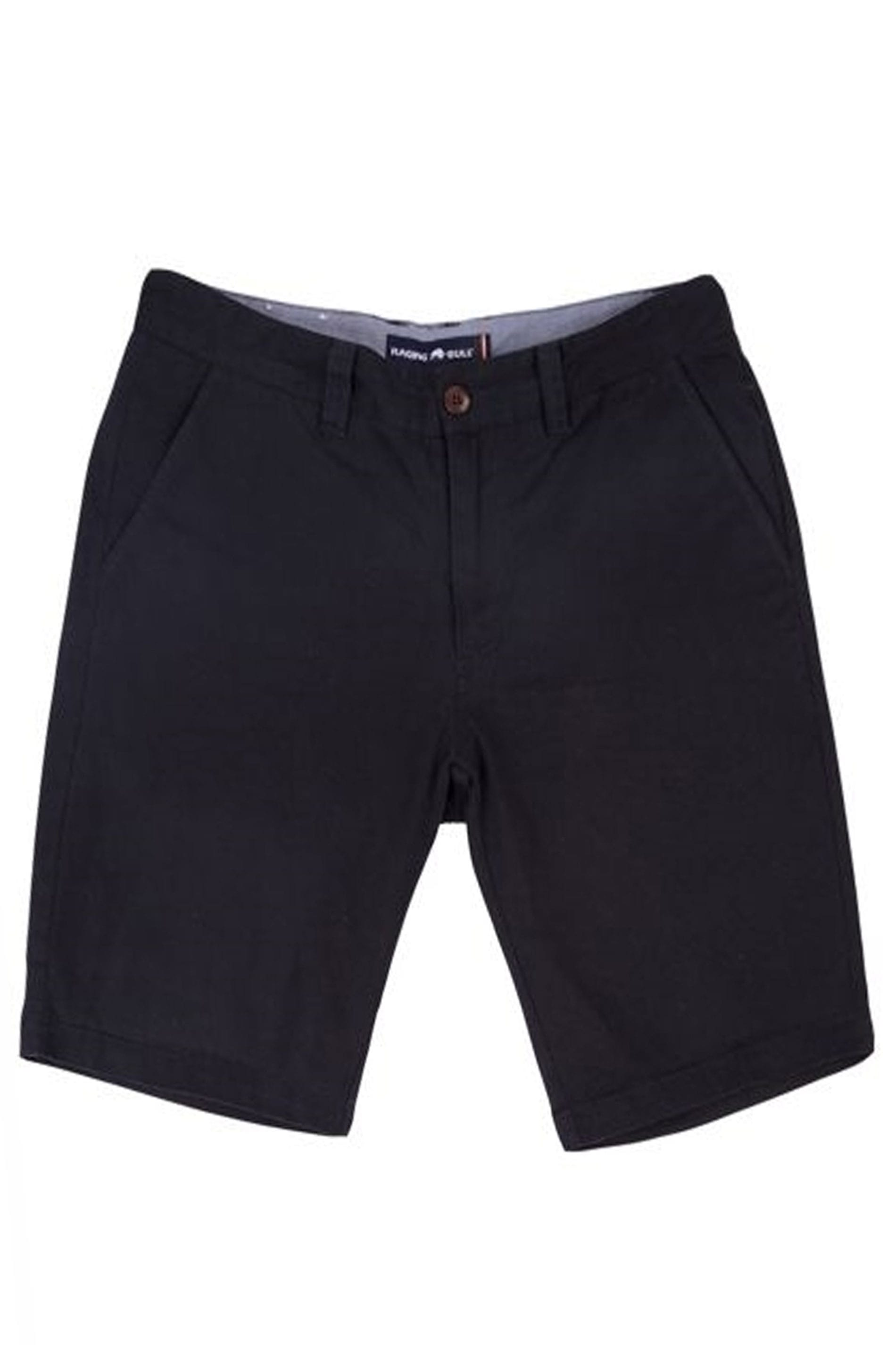 RAGING BULL Navy Chino Shorts