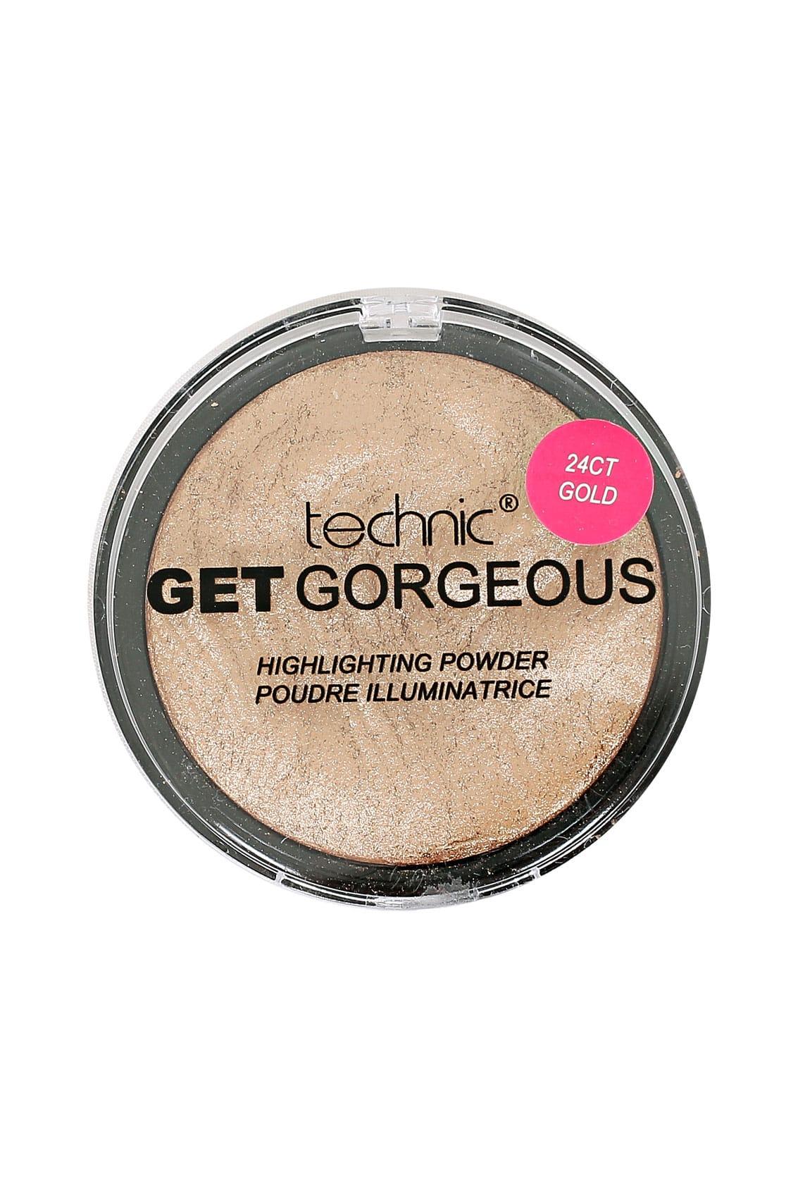Technic Gold Get Gorgeous Highlighting Powder