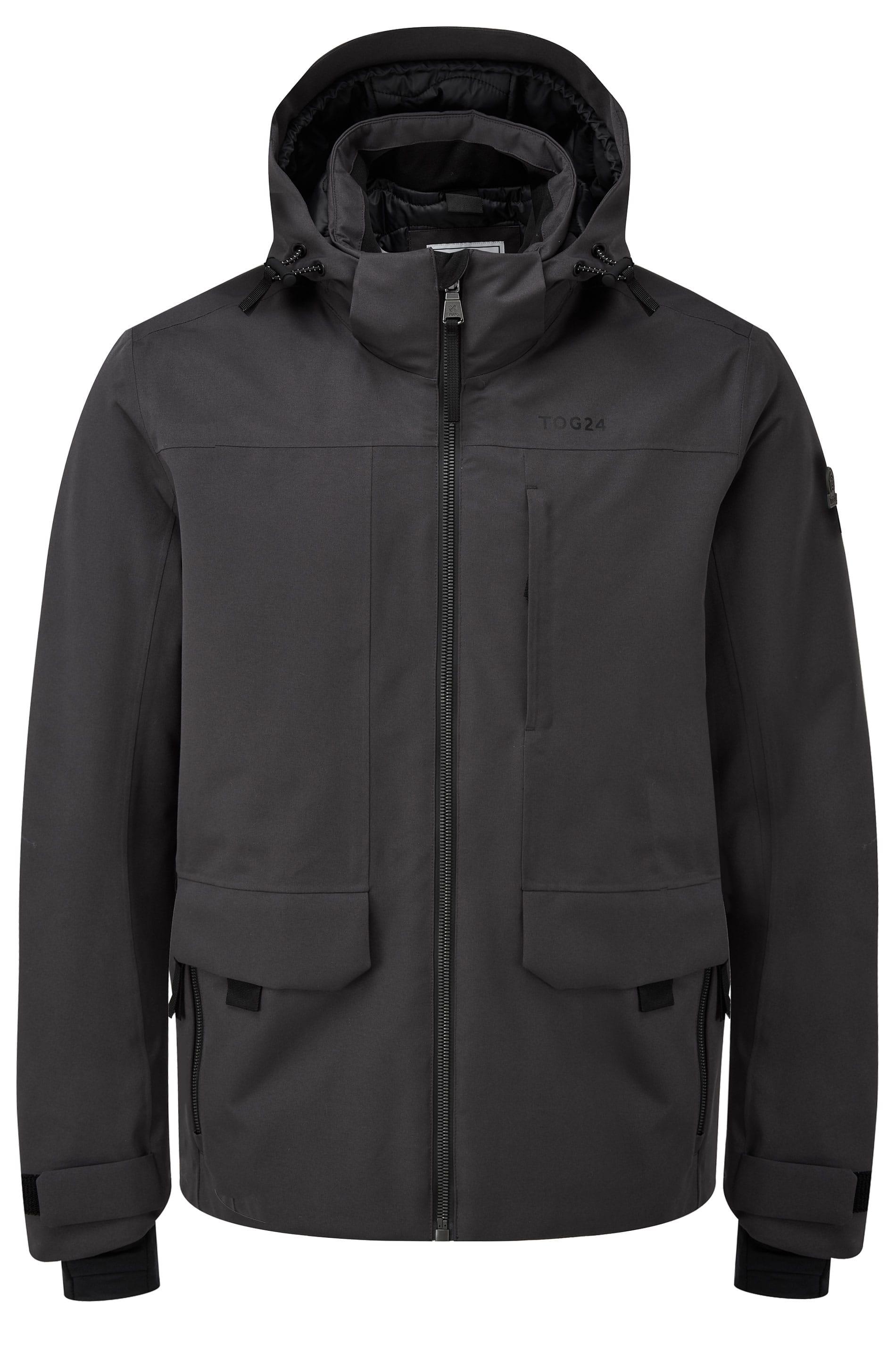 TOG24 Grey Ski Jacket