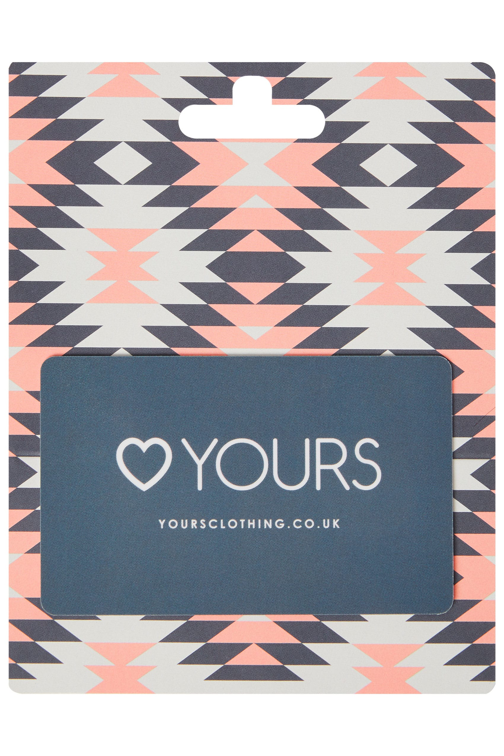 Yours Clothing Aztec Gift Card