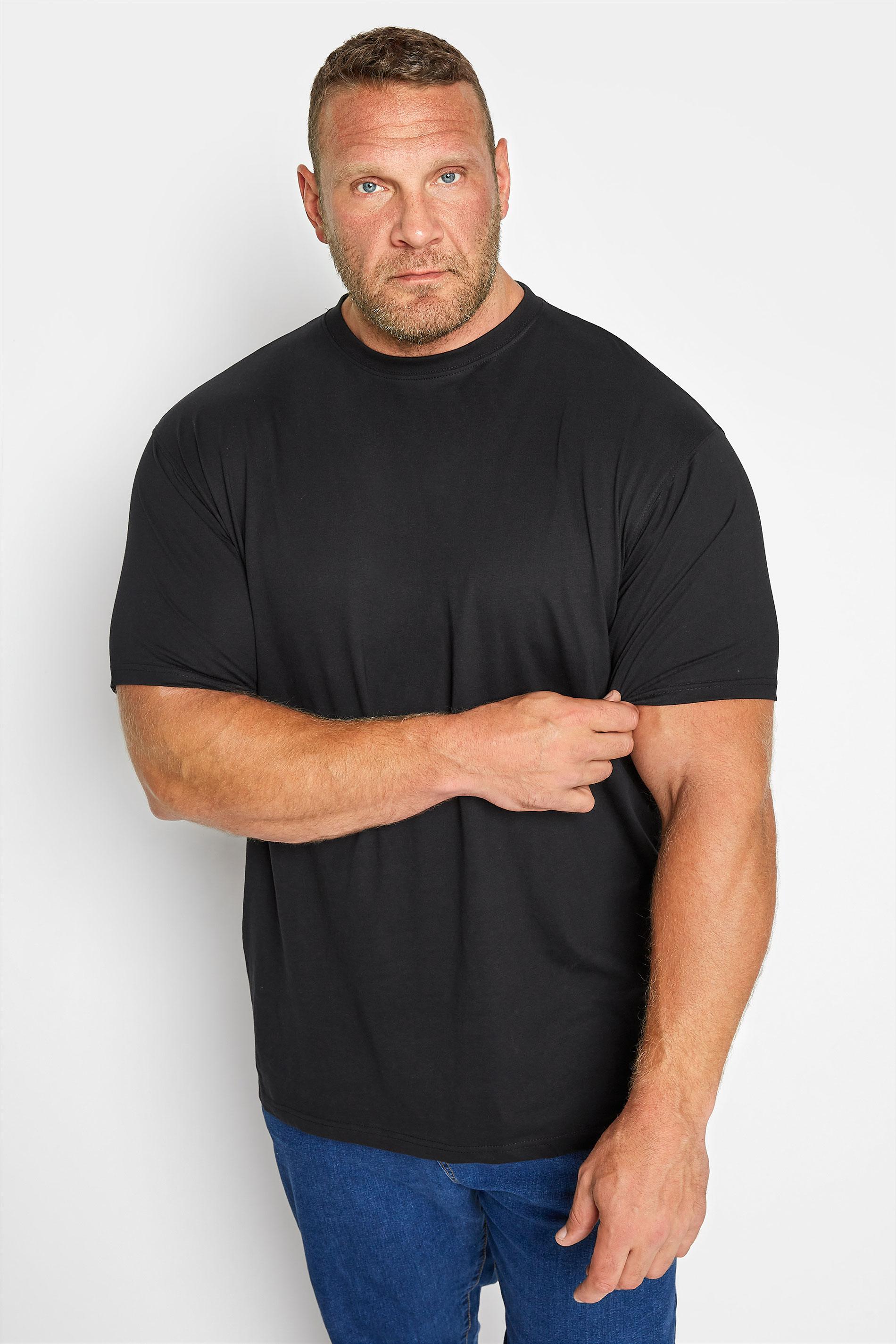 D555 Black Duke Basic T-Shirt_M.jpg