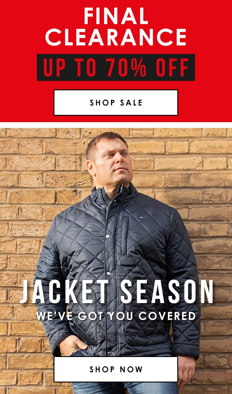 Sale/ Jackets