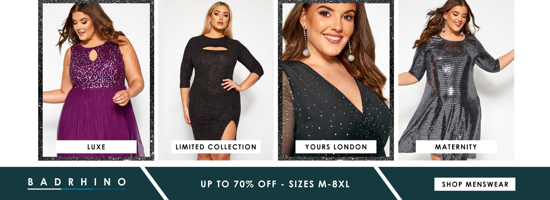 Luxe - Limited - Yours London - Maternity