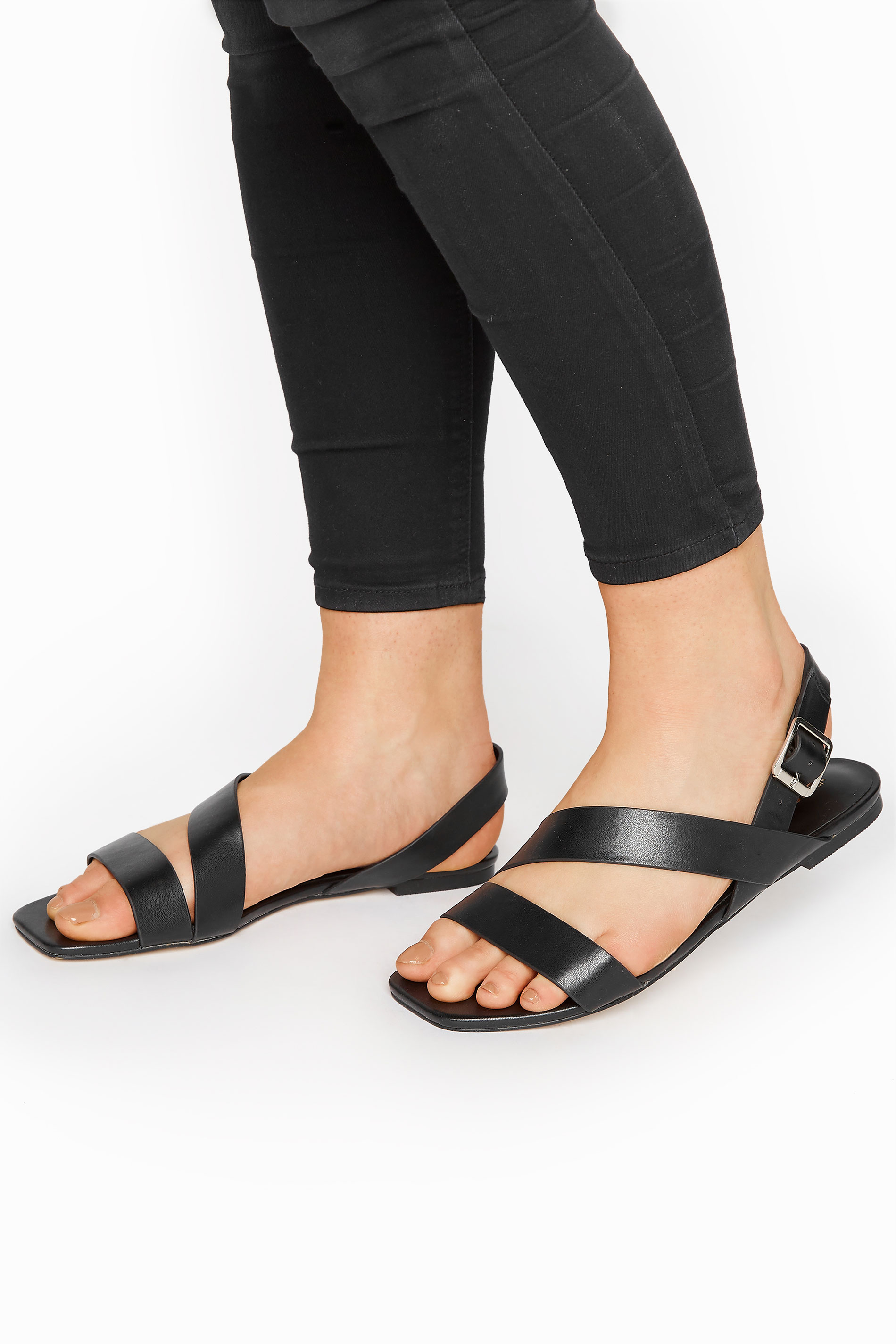 LTS Black Crossover Strap Sandals_M.jpg