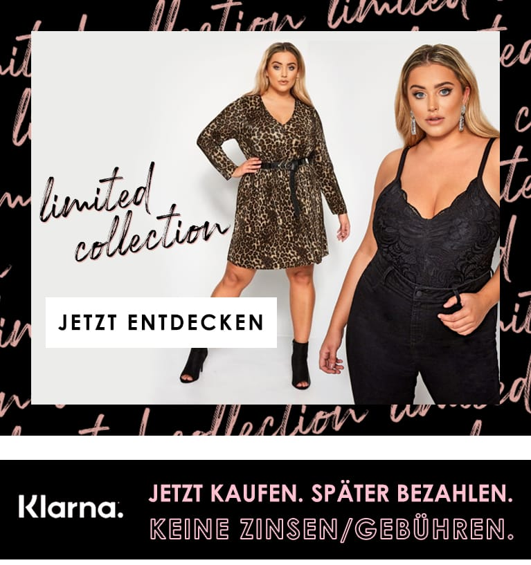 Limited Collection, Klarna >