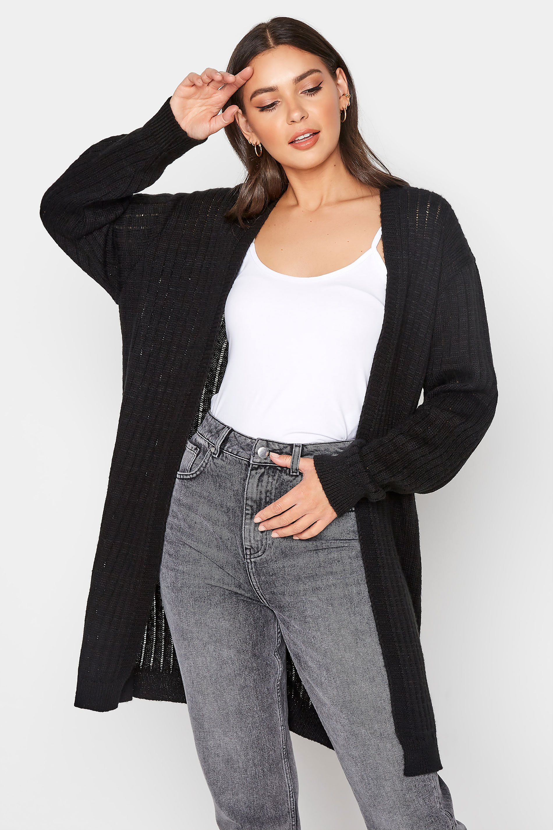 LTS Black Knitted Cardigan_A.jpg