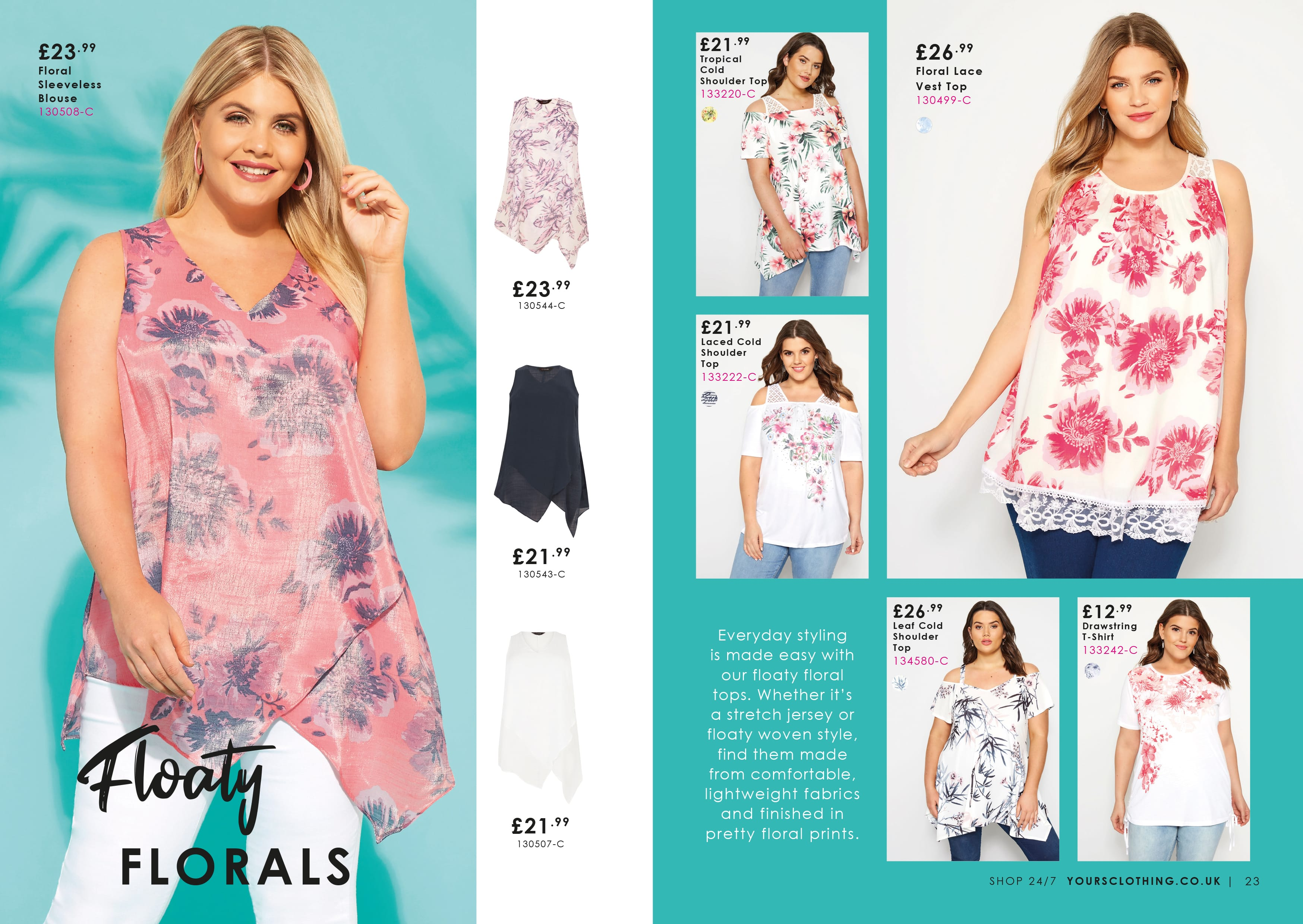 Floaty Florals