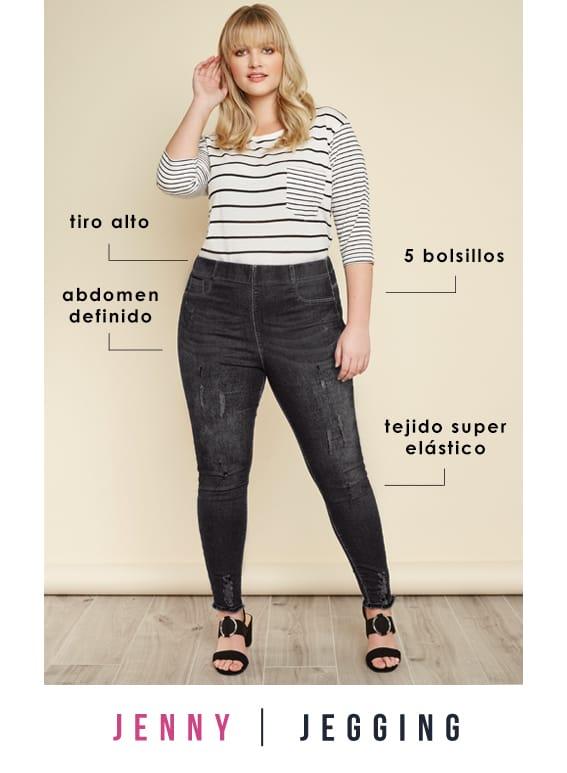 Plus Size Jeggings >