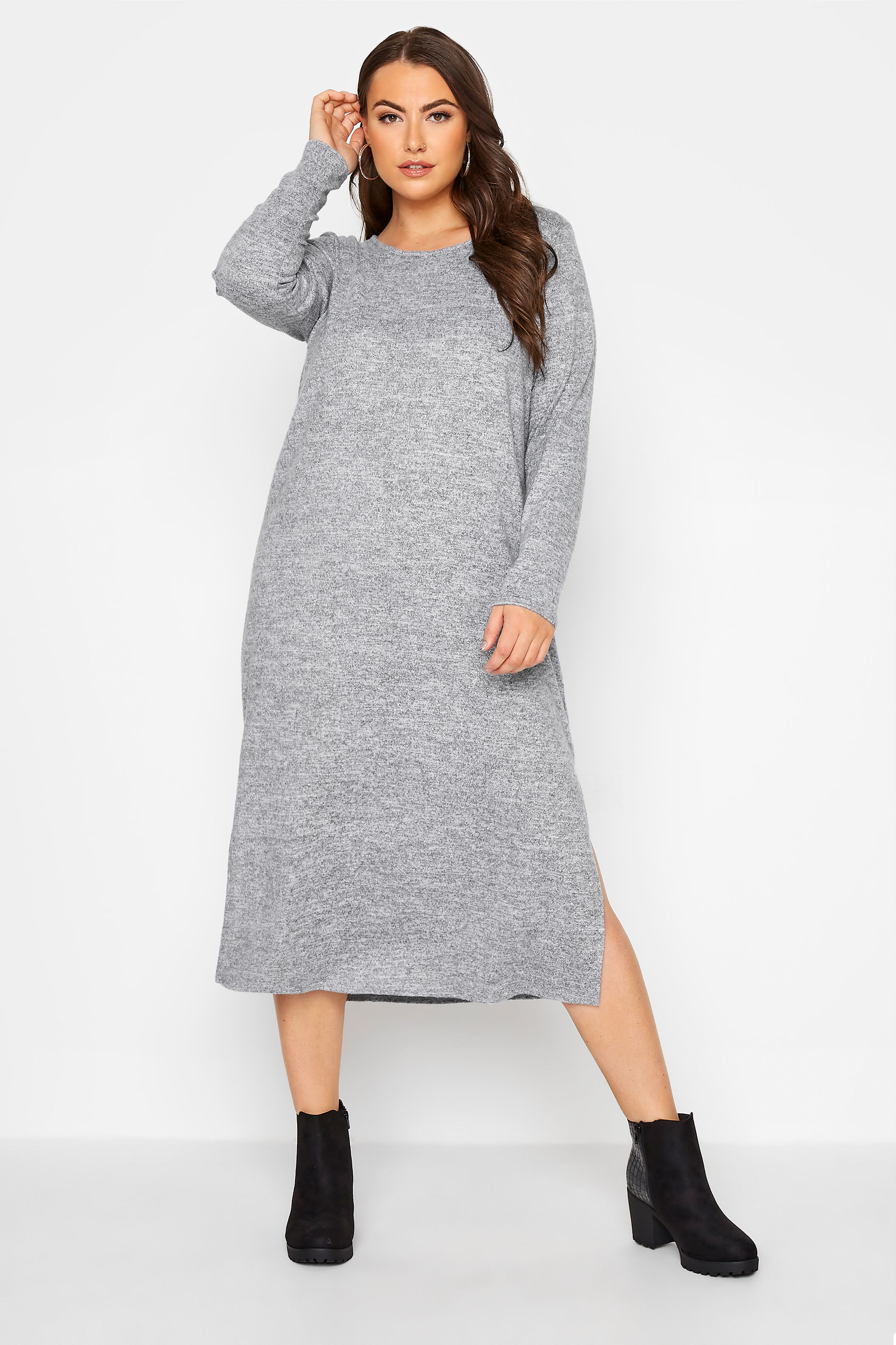 Grey Knitted Jumper Dress_A.jpg