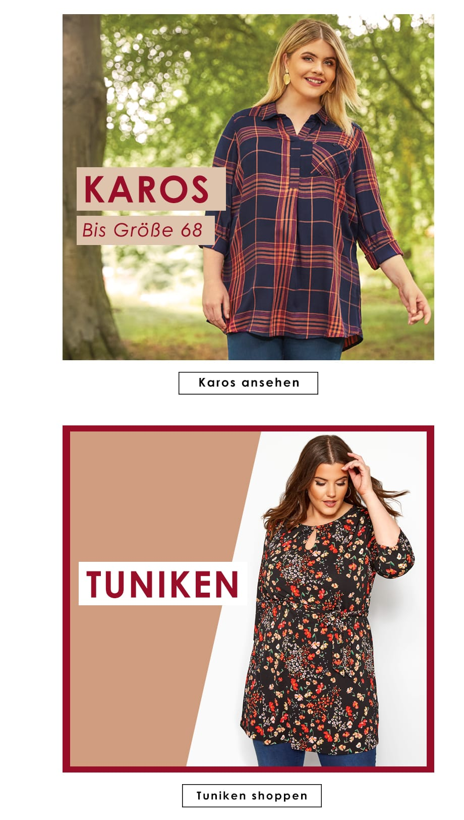 best website d25cd 01238 Große Größen Damenmode | Plus Size Mode für Mollige | Yours ...