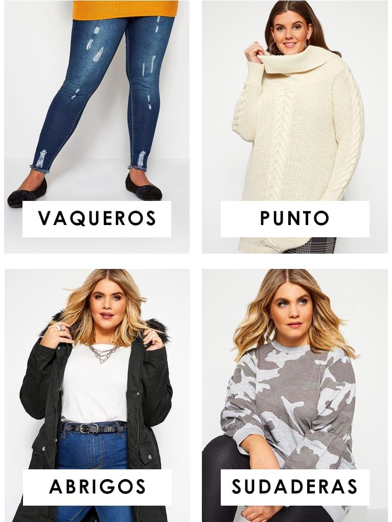 denim, knits, coats, boots
