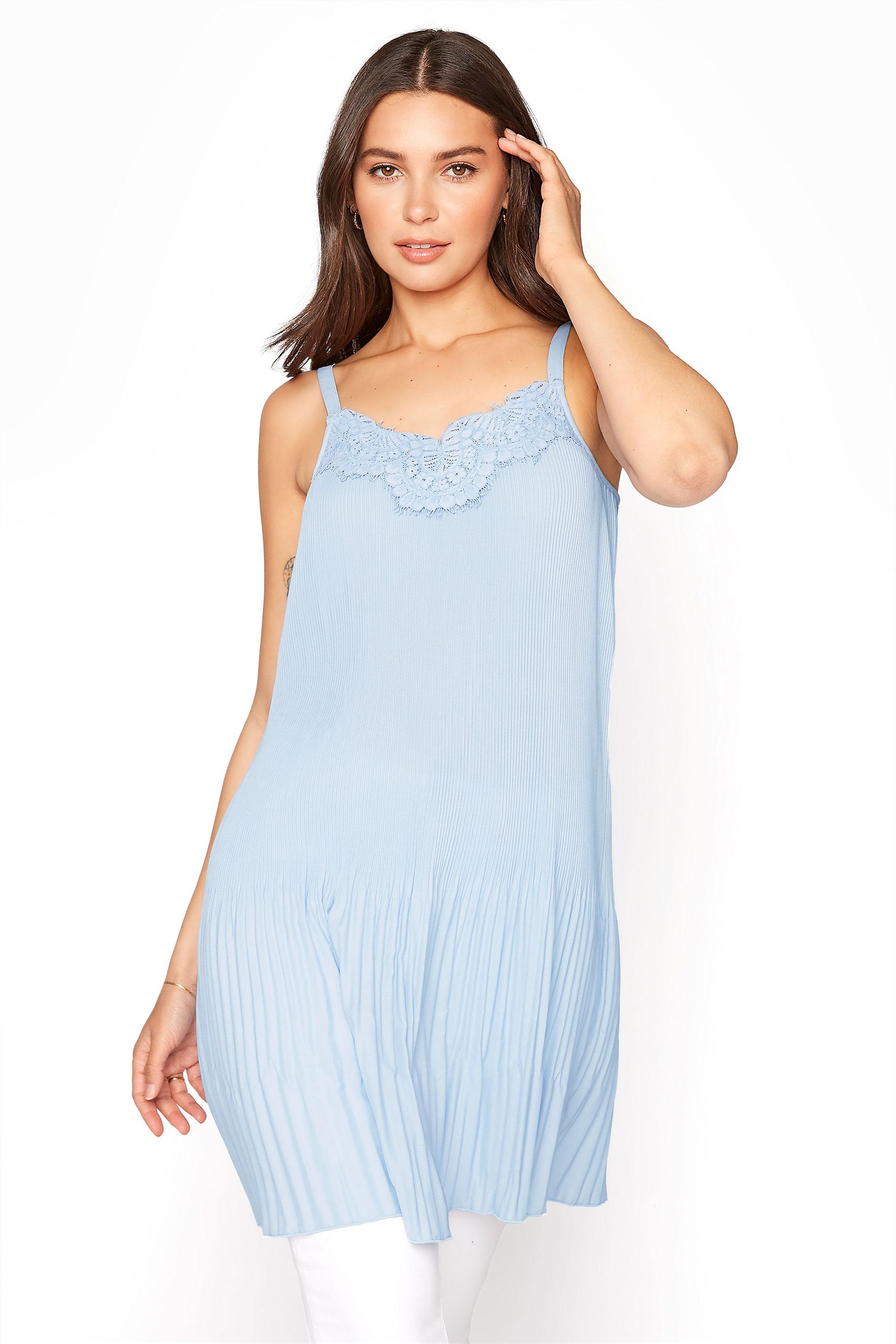 LTS Pale Blue Pleat Lace Cami_A.jpg