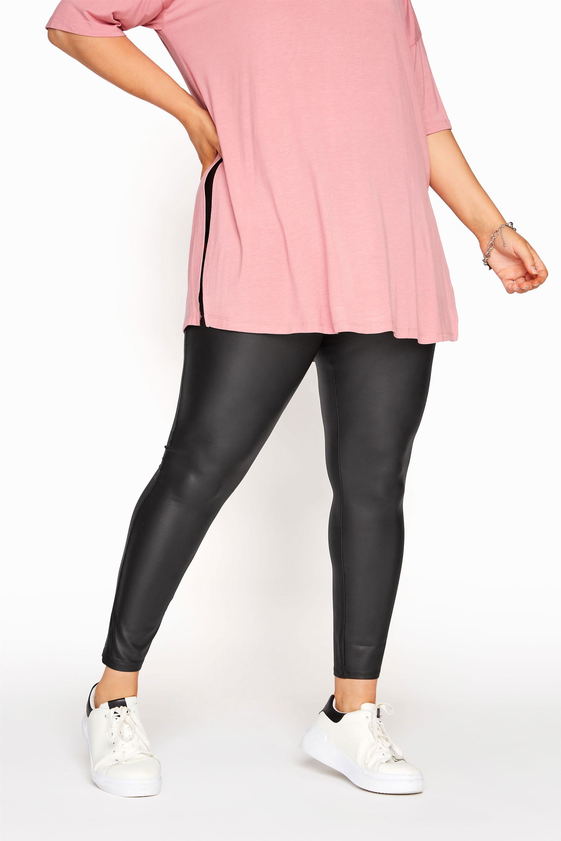 Black Coated Stretch Leggings_C.jpg