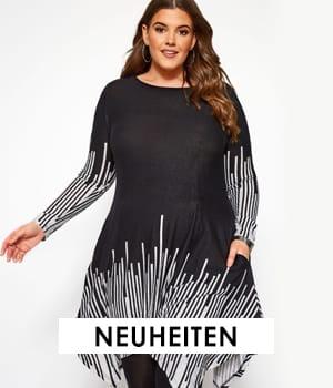 Trendmode XXL Fashion für mollige Frauen kaufen