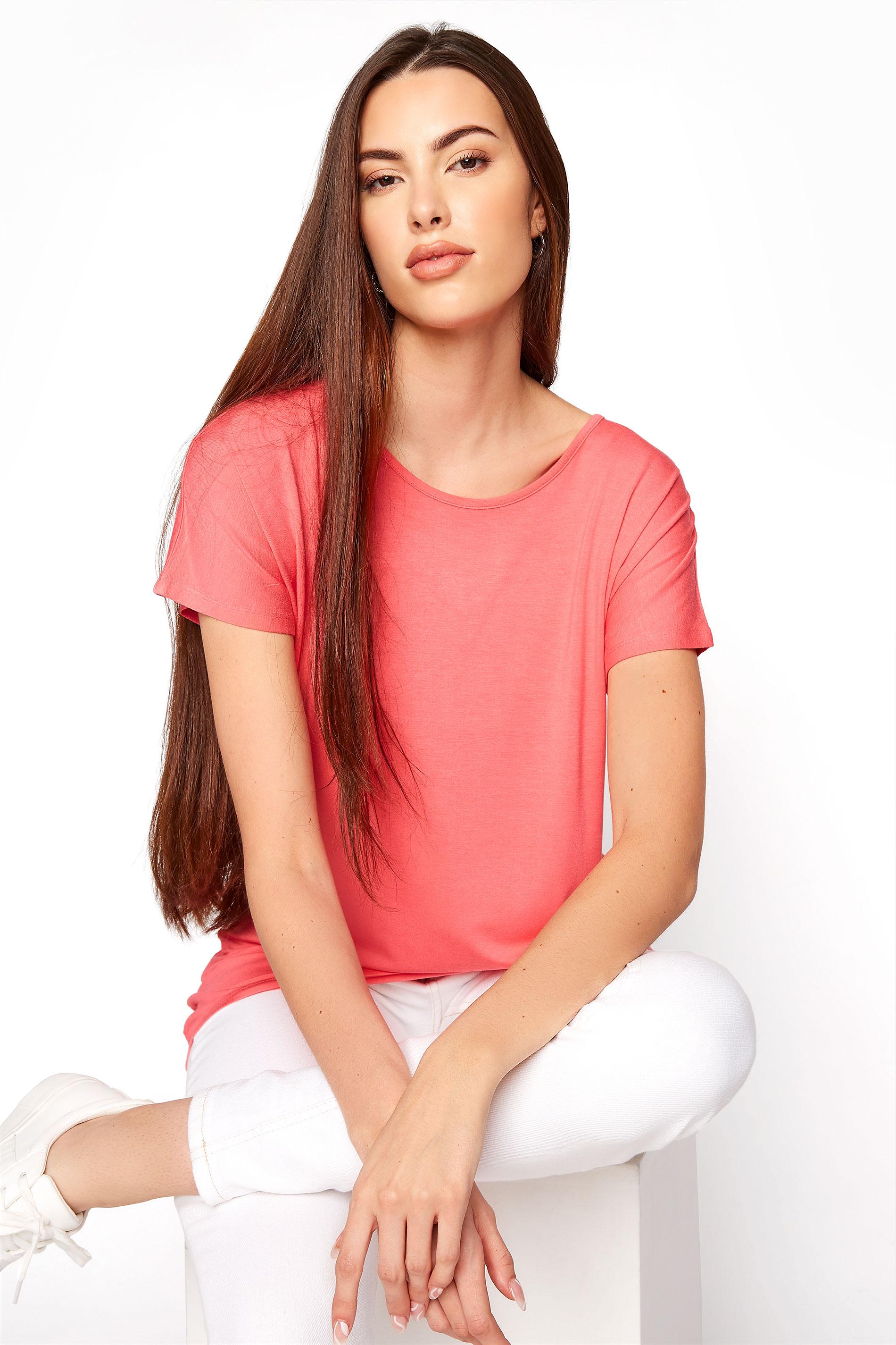 LTS Orange Soft Touch T-Shirt_A.jpg