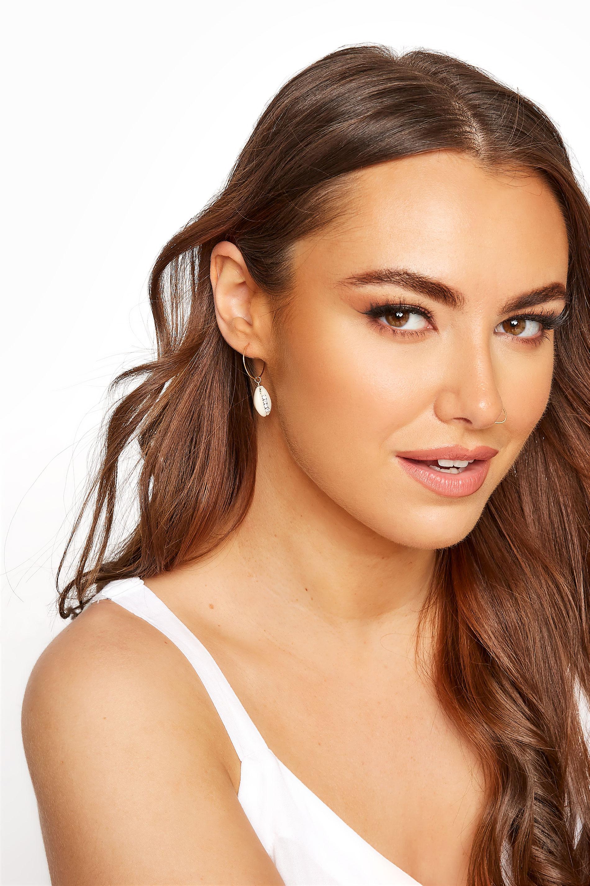 3 Pack Gold Shell Earrings_M.jpg